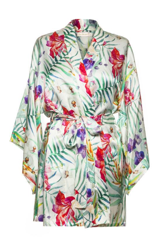 Bali Silk Kimono