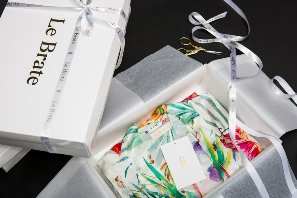 pakowanie prezentu dla panny młodej