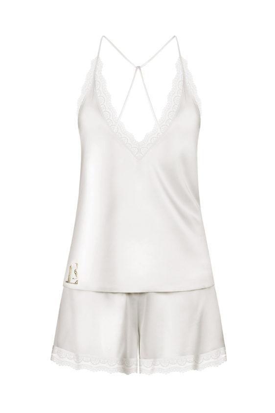Piżama z koronką ślubna - Bride To Be No.1