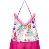 Piżama damska w kwiaty - Bali No.1
